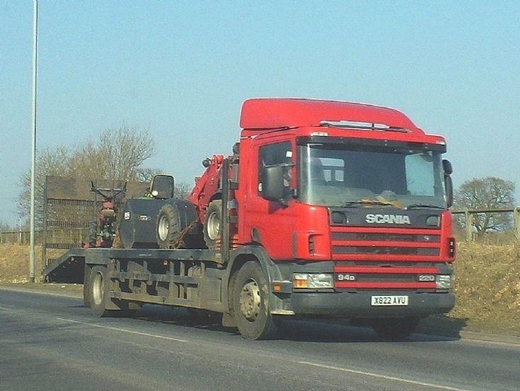 Scania 94D 220                          6/3/2013