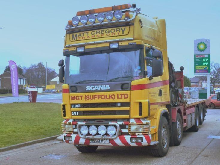 Scania Topline         19/3/2013