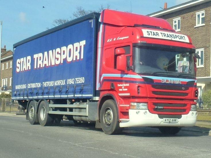 Scania P320          27/3/2013