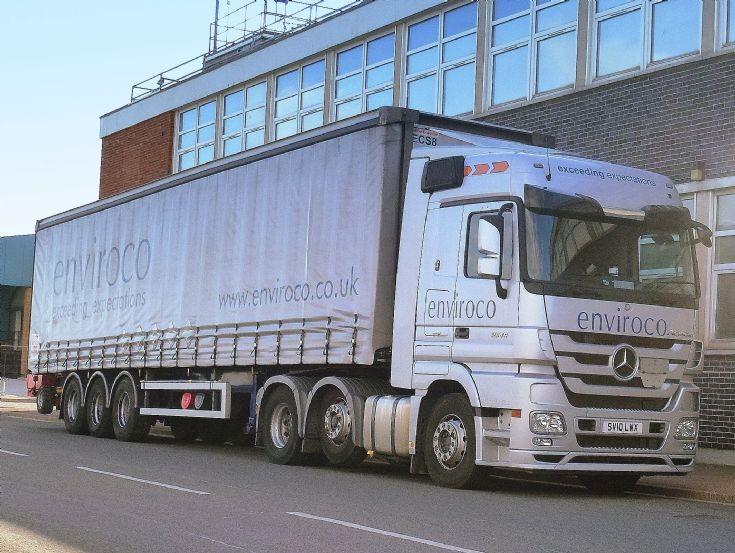 Mercedes Actros             29-3-2013