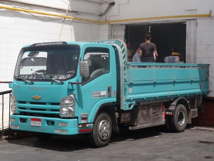 Chevrolet Jumbo 7500 - Egypt