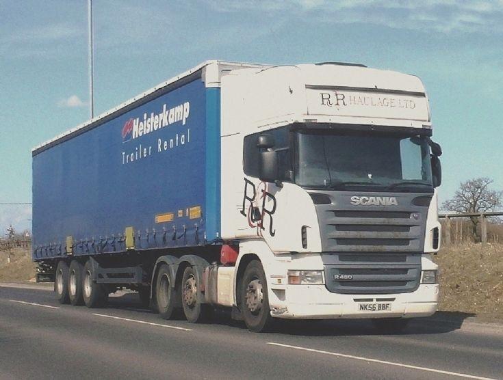 Scania R480 Topline    NK55 BBF