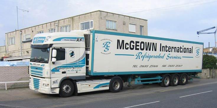 McGeown International DAF XF510