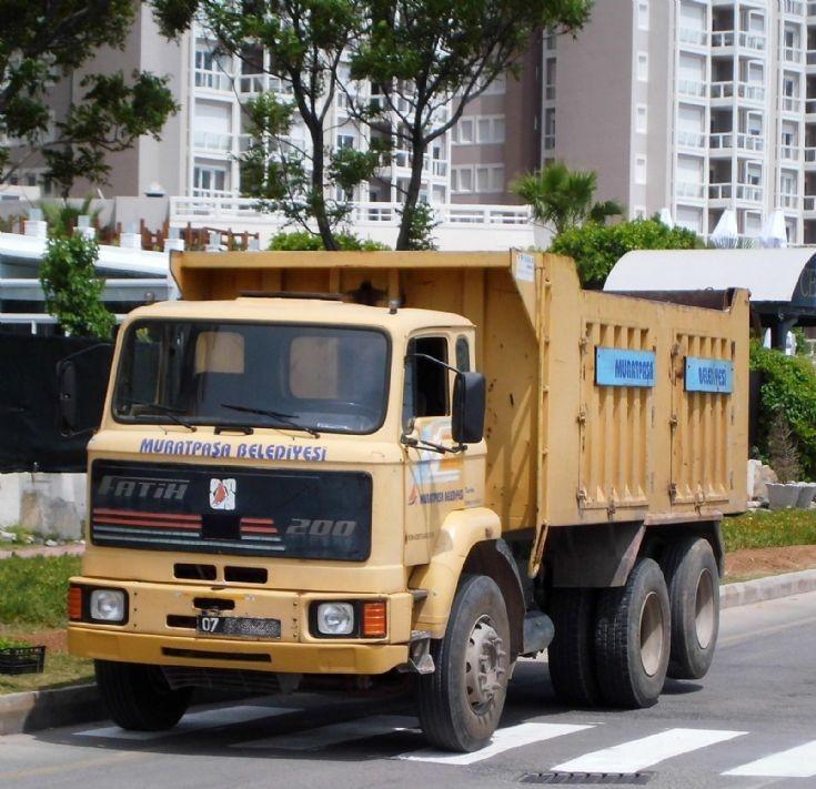 BMC Fatih - Dump Truck