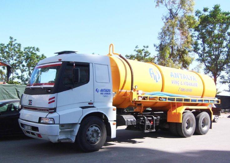 BMC Profesyonel - Sewage
