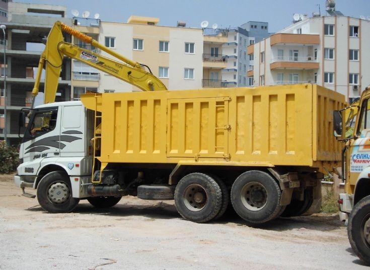 BMC Profesyonel - Dump Truck