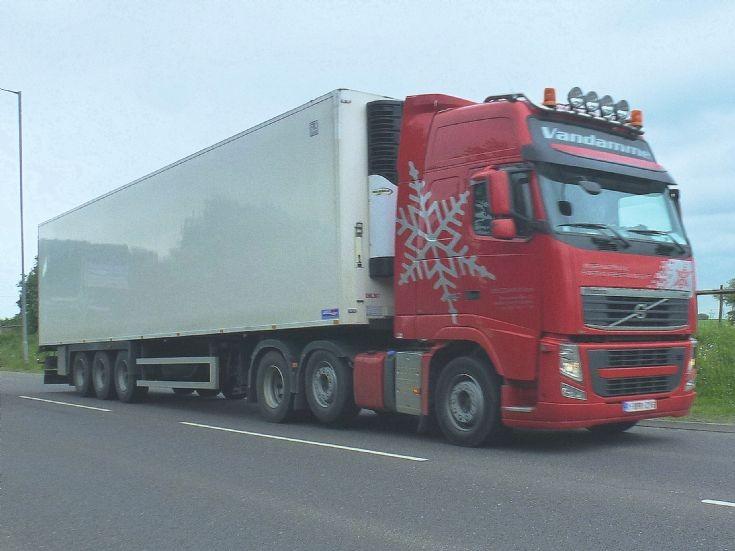 Volvo FH500                       13.6.2013