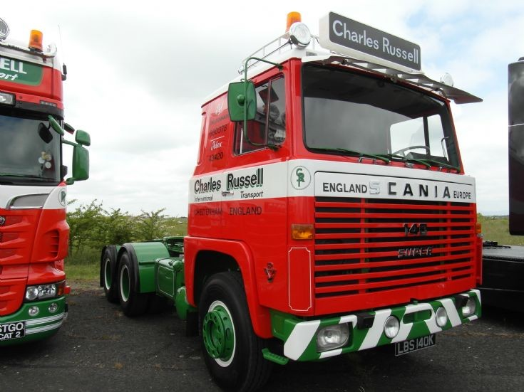 Scania 140 Super
