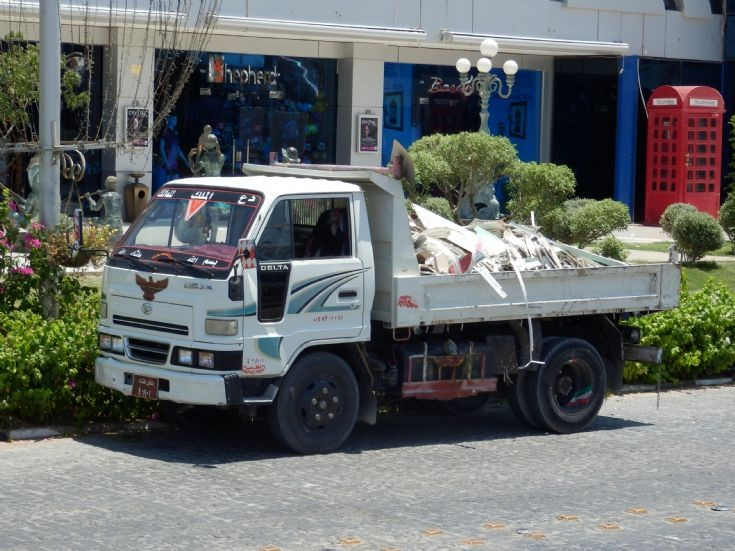 Daihatsu Delta - Egygt