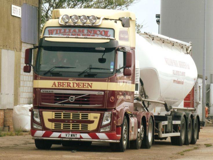 Volvo FH13       V7 WNT