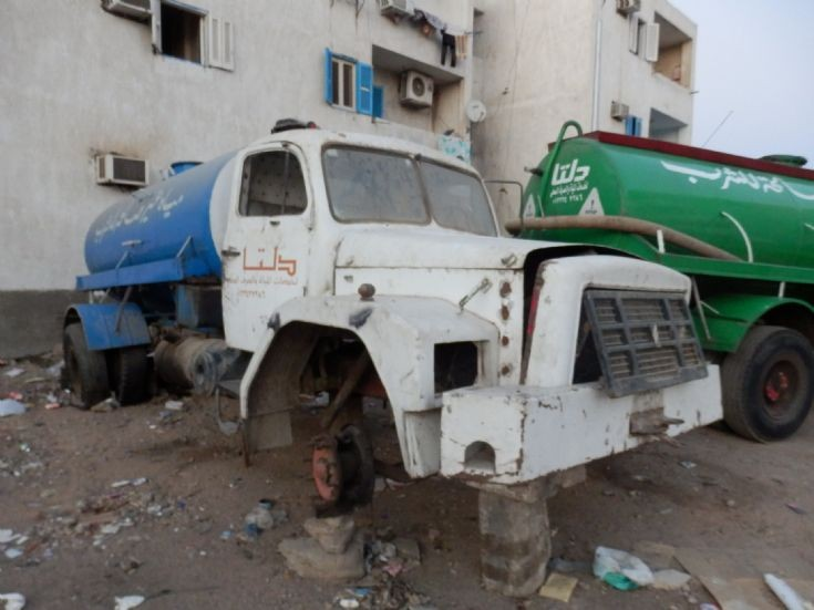 El Nasr Water Tanker - Egypt