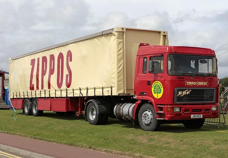 Erf Arctic Zippo's Circus