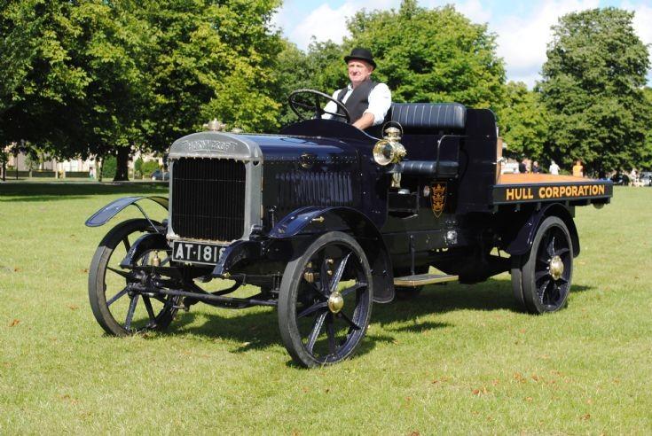 1911 Thornycroft