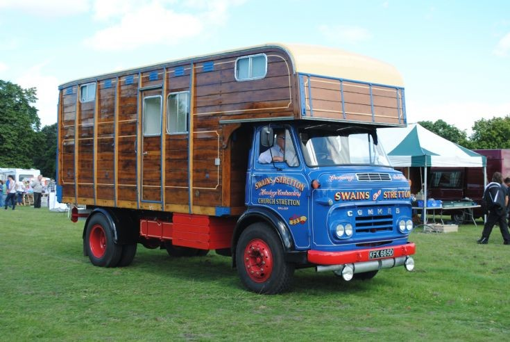 1966 Commer 8 Ton (TS3) Horsebox