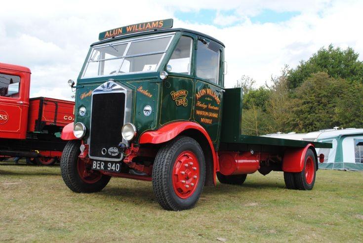 1936 Albion KL127 Flatbed