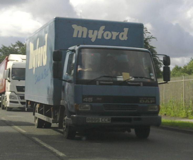 Leyland Daf 45