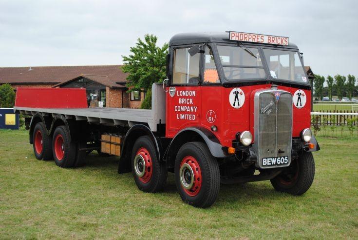 1939 Aec Mammoth Major 8 Mk 2 - Brick lorry