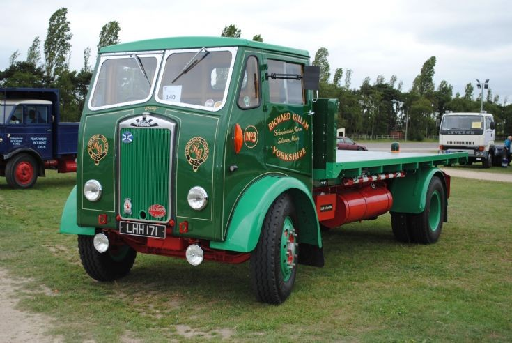 1957 Albion Clydesdale 4x2 Flat bed
