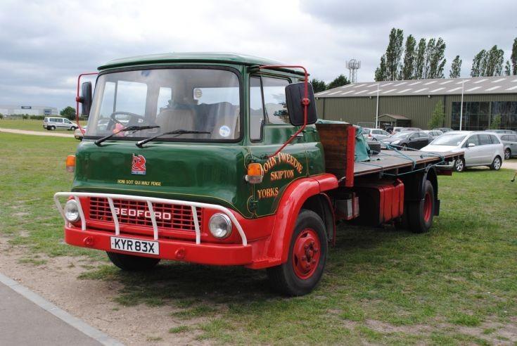 1982 Bedford TK860 Flatbed