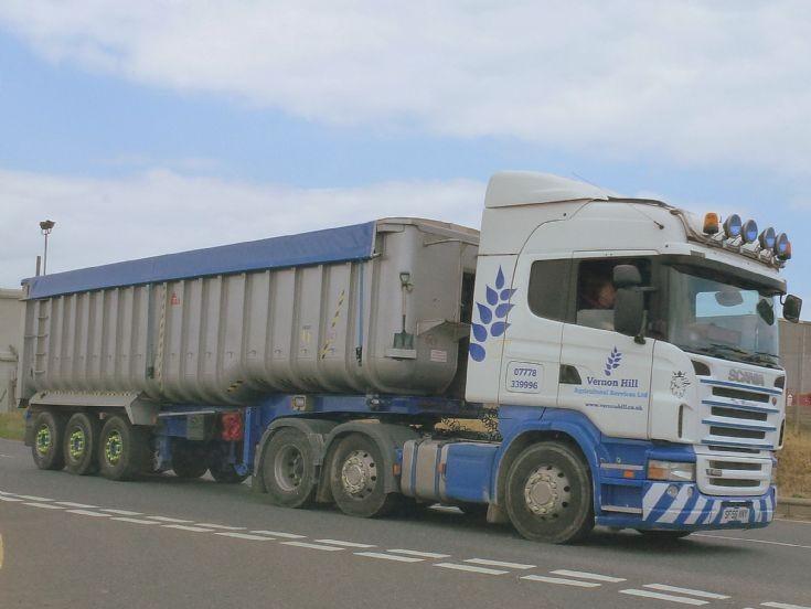 Scania R480 Hiline    SF56 KNY