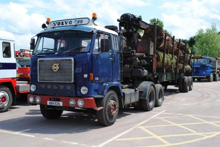 Volvo F88 Trucks For Sale Truck Photos 1972 Volvo F88 6x2 Used Volvo F88 Crane Trucks Year