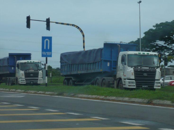 Camc tractors