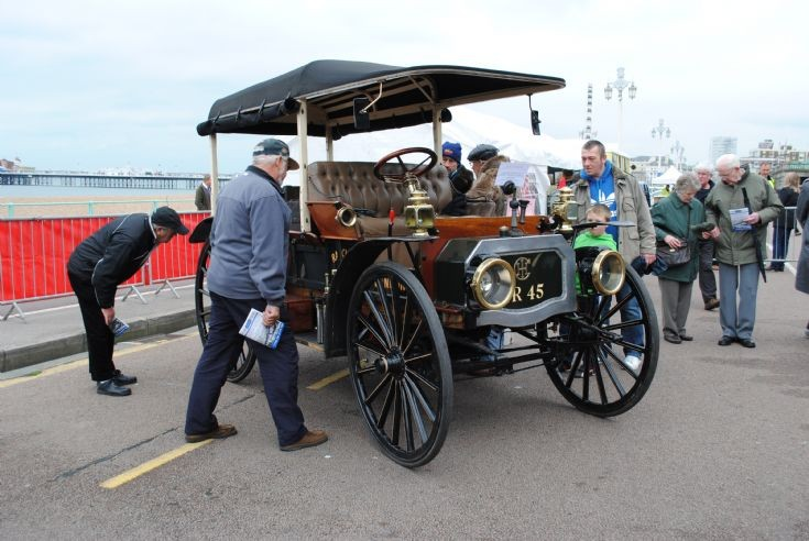 1910 International Harvester Model AA