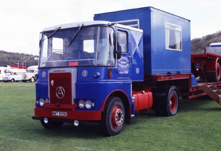 1969 Atkinson Viewline 4x2 Artic