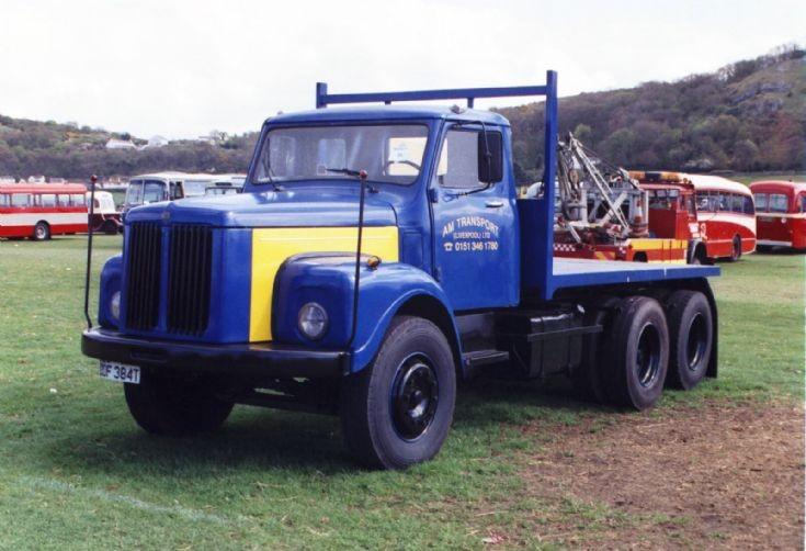 1970's Scania-Vabis LS Flatbed