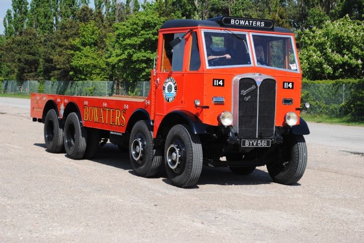 1930's Aec Mammoth Major 8 Mk 2