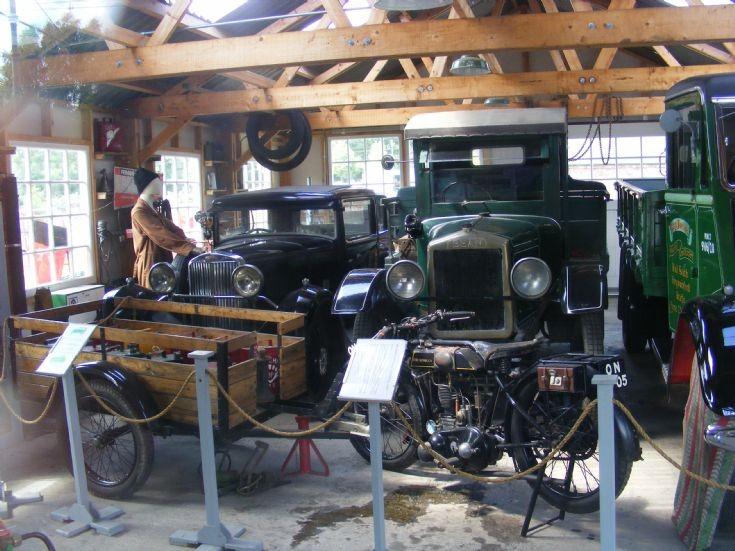 1926 Bean 20/25cwt Truck