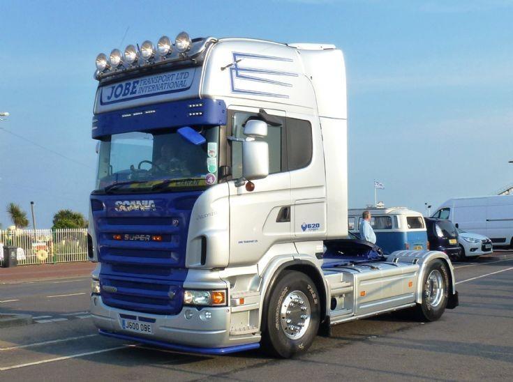 Scania R620 Topline           J600 OBE