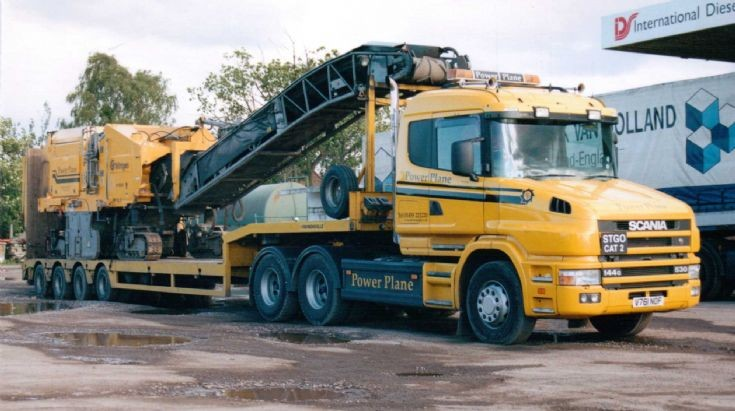 1999 Scania T144G-530 (V761 NOF)