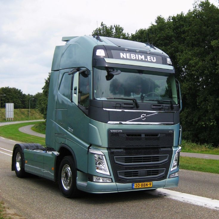 truck photos volvo fh 460 nebim weert. Black Bedroom Furniture Sets. Home Design Ideas