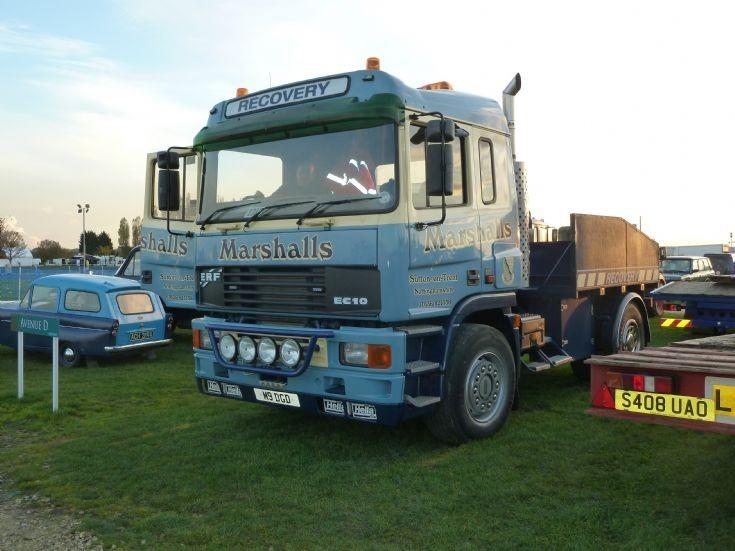 Erf Ec10 recovery truck