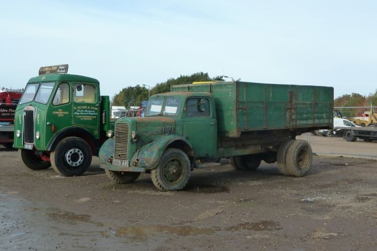 Commer tipper