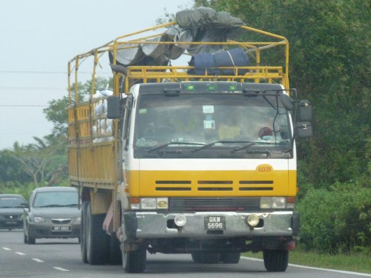 Nissan Diesel cargo truck