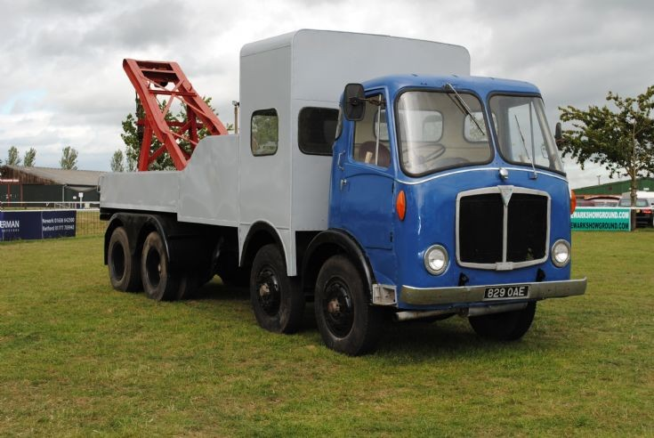 Aec Mammoth Major 8 Mk 5 - Recovery