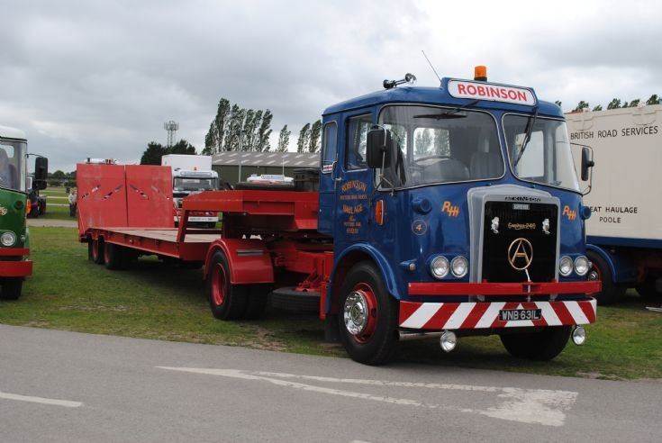 1972/3 Atkinson Borderer - WNB 631L