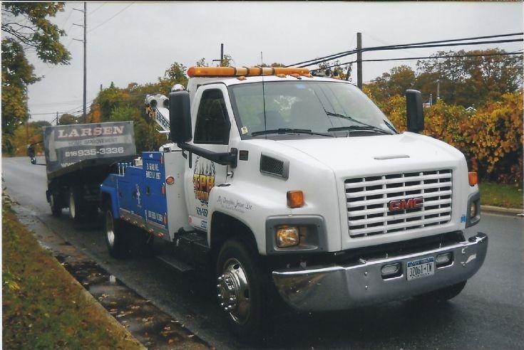 2007 Gmc  7500 Series
