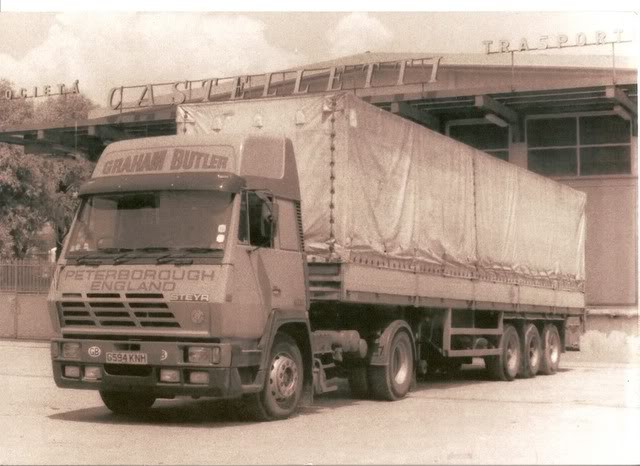 UK operated STEYR