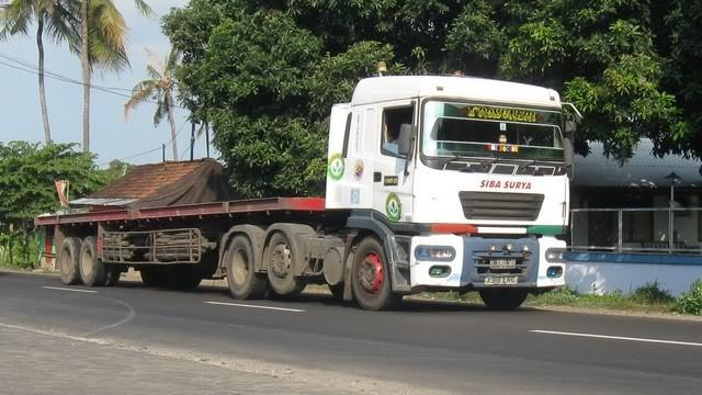 ERF Truck