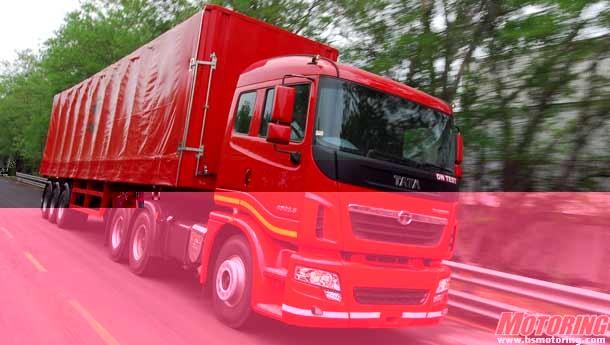 INDIAN TaTa prima truck