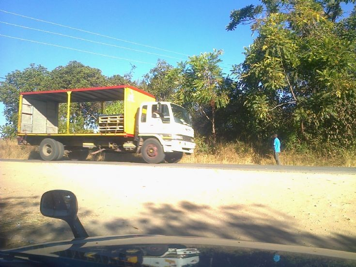 Mazoe truck