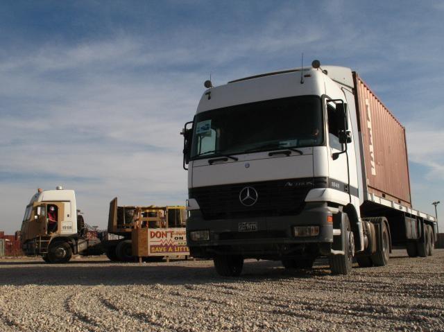 Iraq Trucks