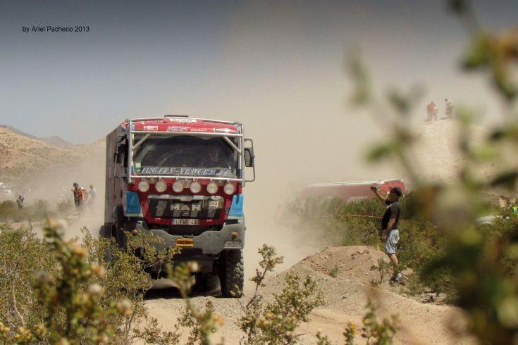 Dakar Argentina