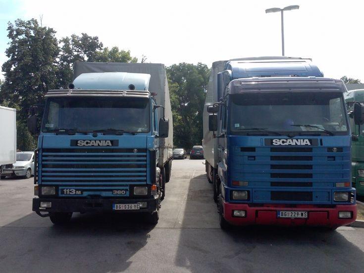 Scania 2 & 3 Series
