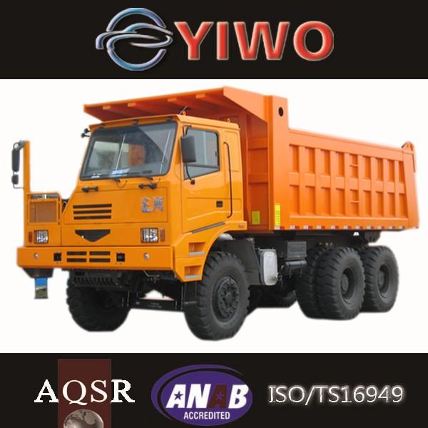 88 Ton mining truck Rated load capacity 60 ton
