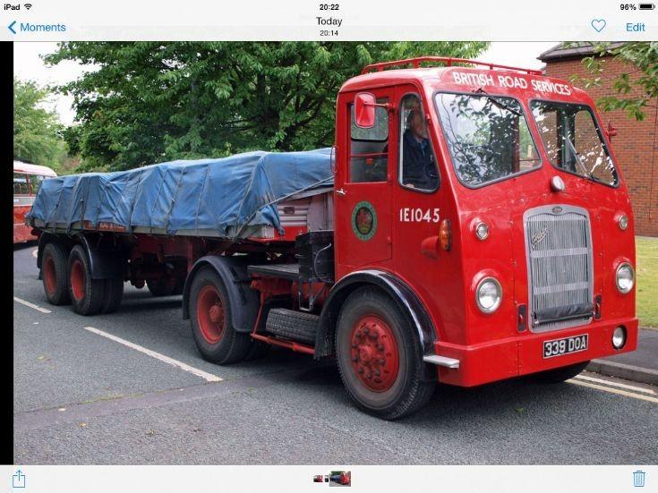 Bristol with a Garderner 150 engine