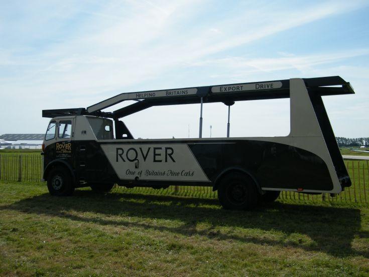 Rover Car Transporter